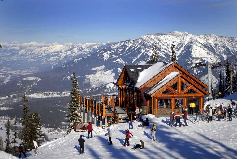 Lost Boys Cafe At Fernie Alpine Resort