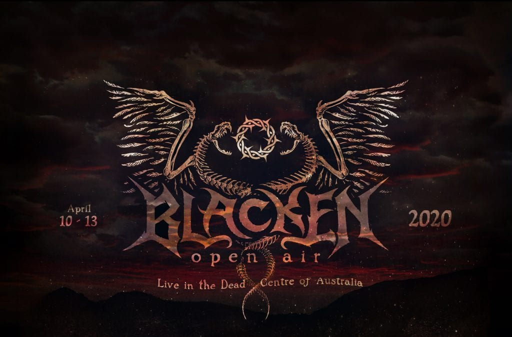 blacken
