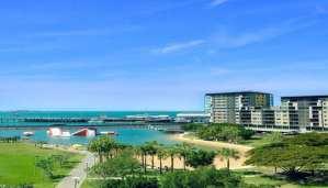 Tourist Guide Australia Darwin Waterfront