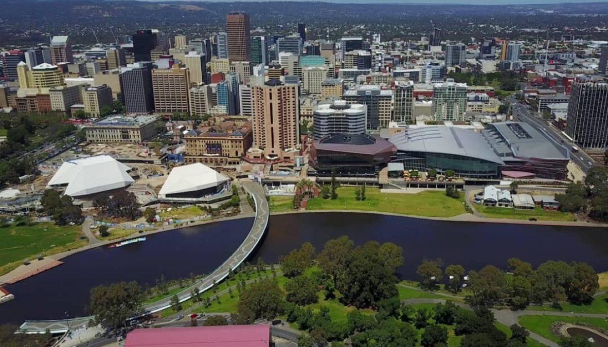 Tourism Guide Australia Adelaide