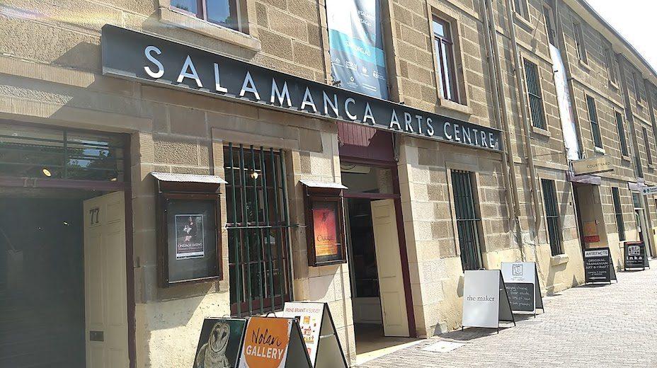 tourism-guide-Australia-Salamanca-art-gallery