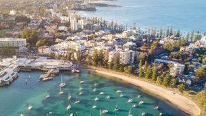 tourism-guide-australia-manly-cove