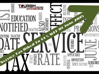 Service Tax Hiked