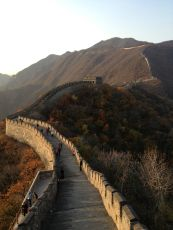 Great Wall at Mutianyu_Beijing