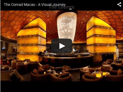 A Visual Journey through Conrad Macao