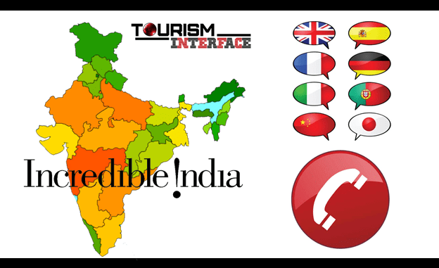 incredible india helpline