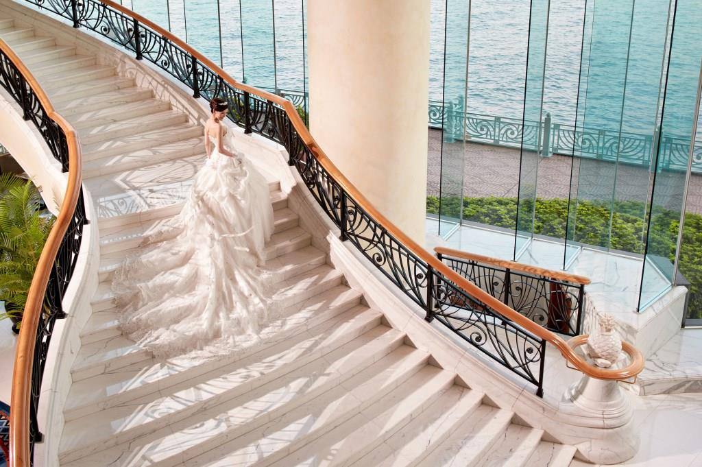 05 Grand Marble Staircase