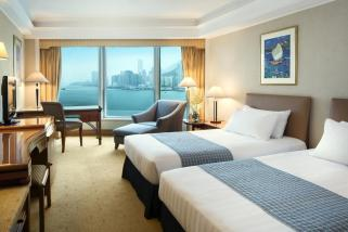Harbour Grand Kowloon Harbour View Room