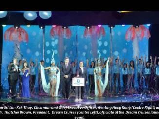 Dream Cruises Genting Hong Kong