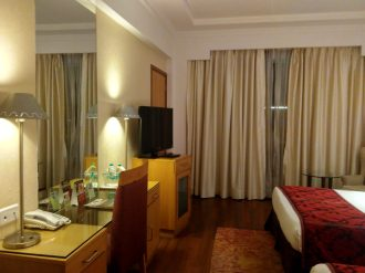 Country Inn & Suites Jaipur Twin Bed Room