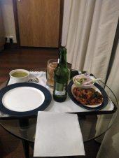 Country Inn & Suites Jaipur in-room dining
