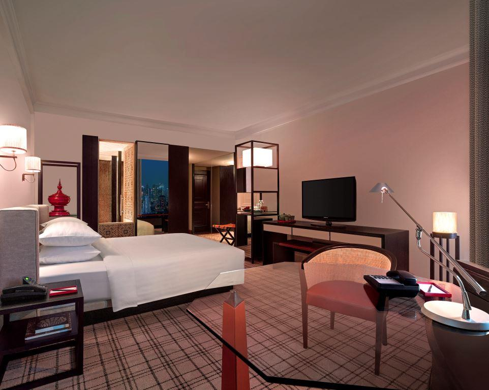 Grand Hyatt Erawan Bangkok_Grand Room_King