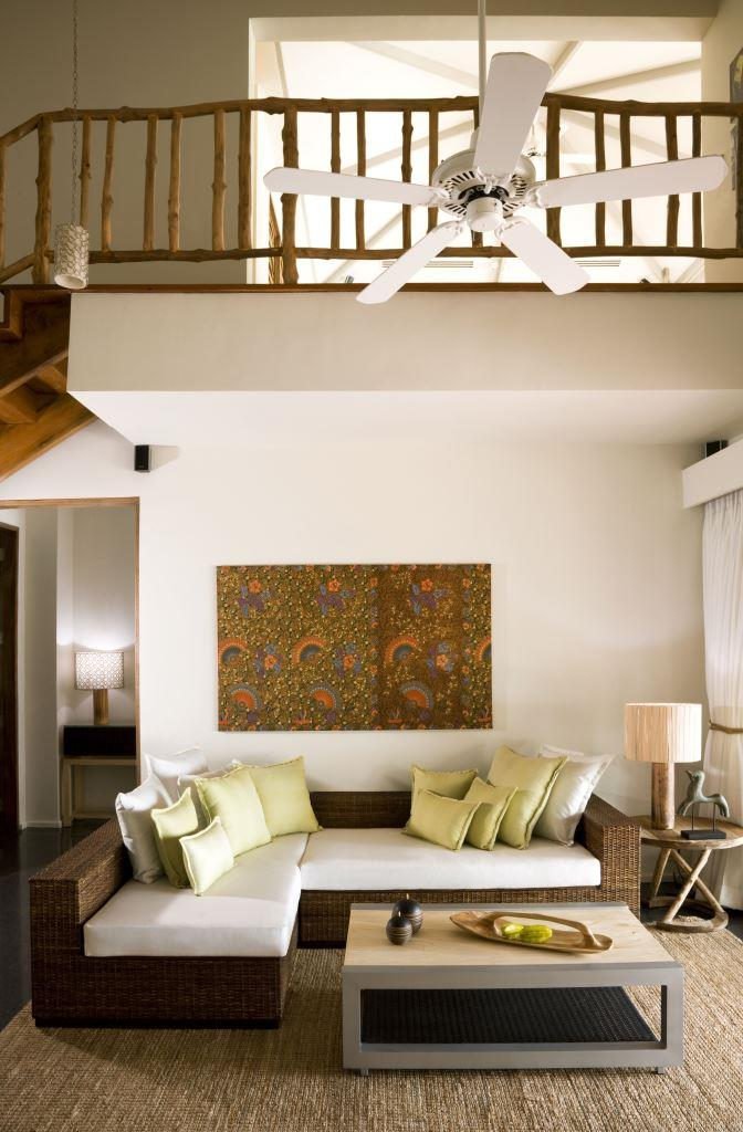2 Bedroom Nirvana Suite with Pool Living Room 1