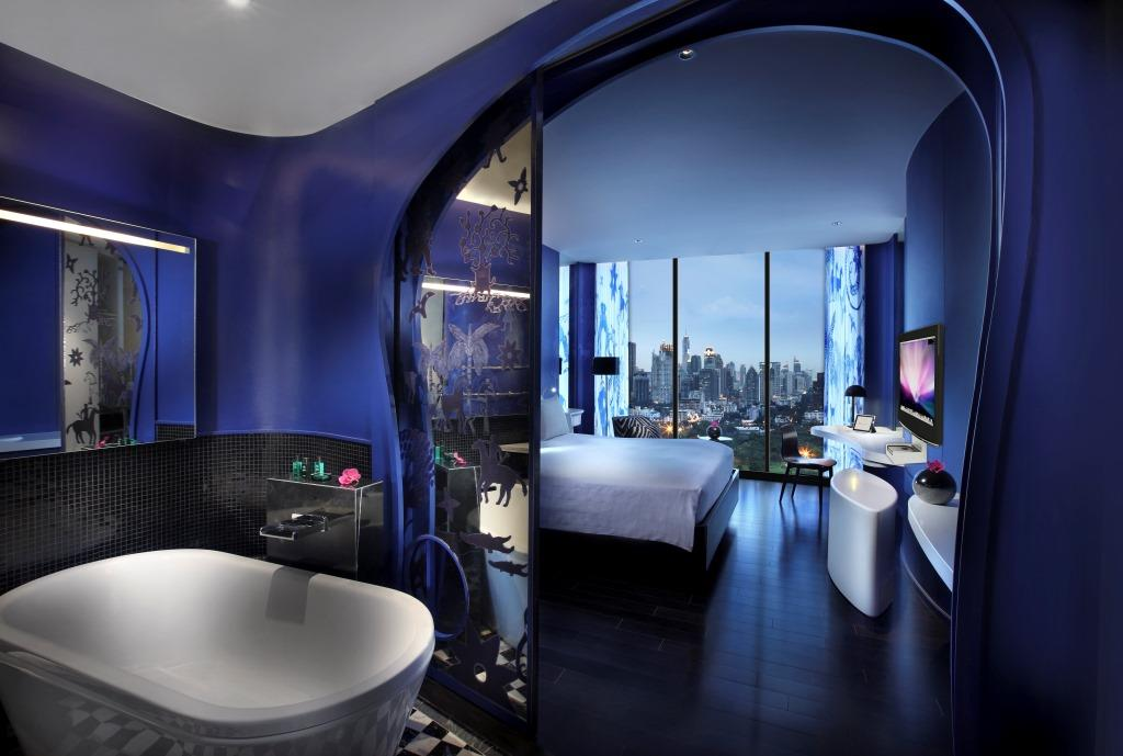 SO Sofitel Bangkok – Earth Element Room 01