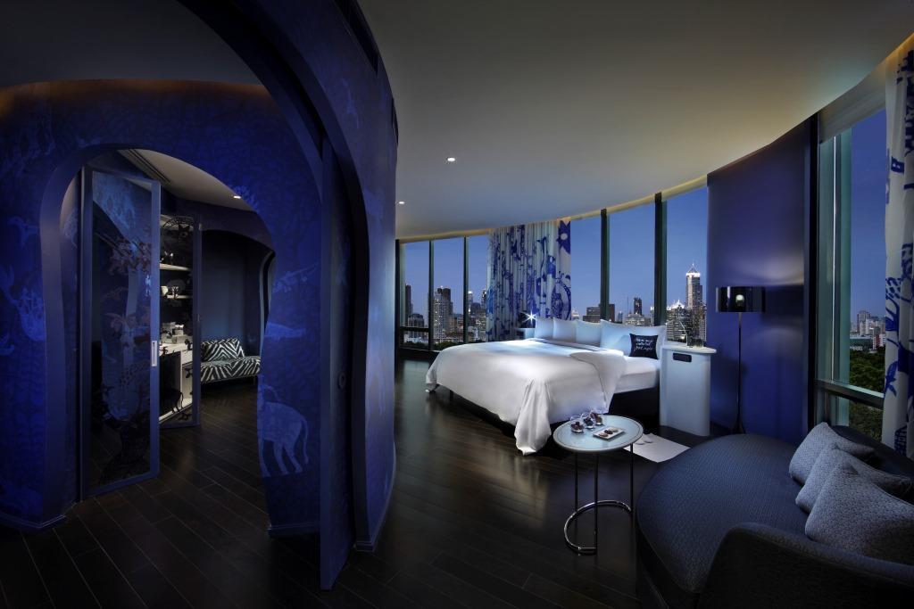 SO Sofitel Bangkok – Earth Element Room – So Suites 01