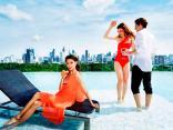SO Sofitel Bangkok - Infinity Pool 05 (by Anson Smart)