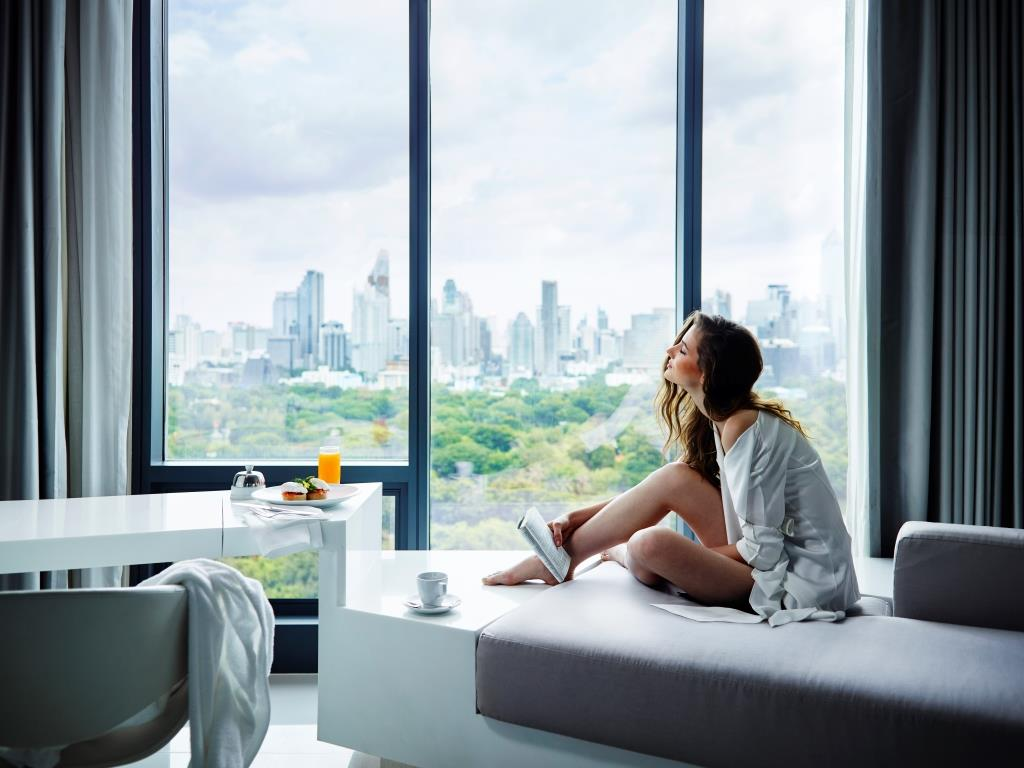 SO Sofitel Bangkok – Metal Element Room – SO Suite (by Anson Smart)
