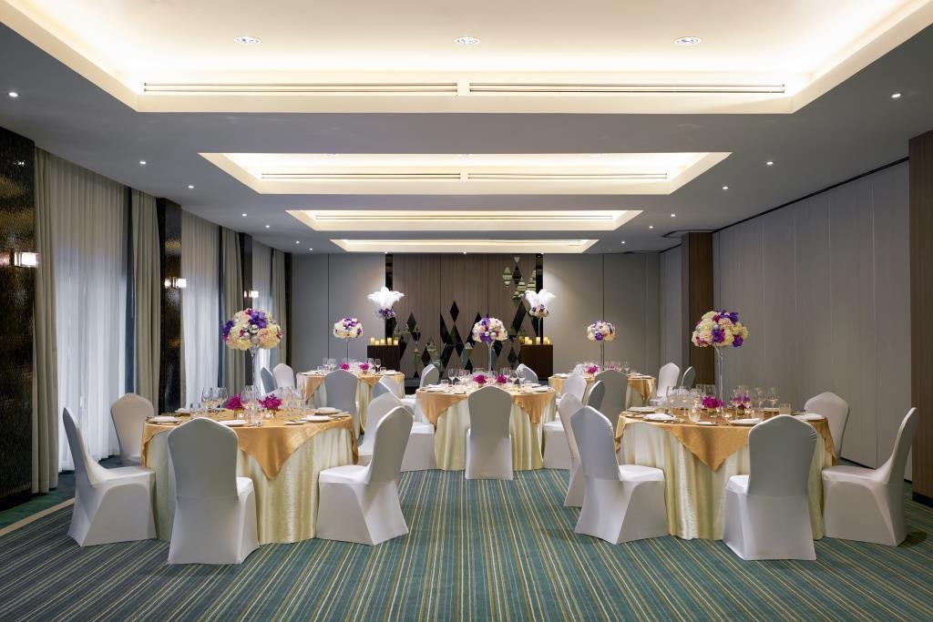 AVANI Pattaya Meeting Room_Rose_Garden_Banquet