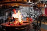 AVANI Pattaya_Benihana_Chef_Fire