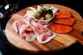 Food Antipasto Platter of Our Signature Cold Cuts _ Cheese