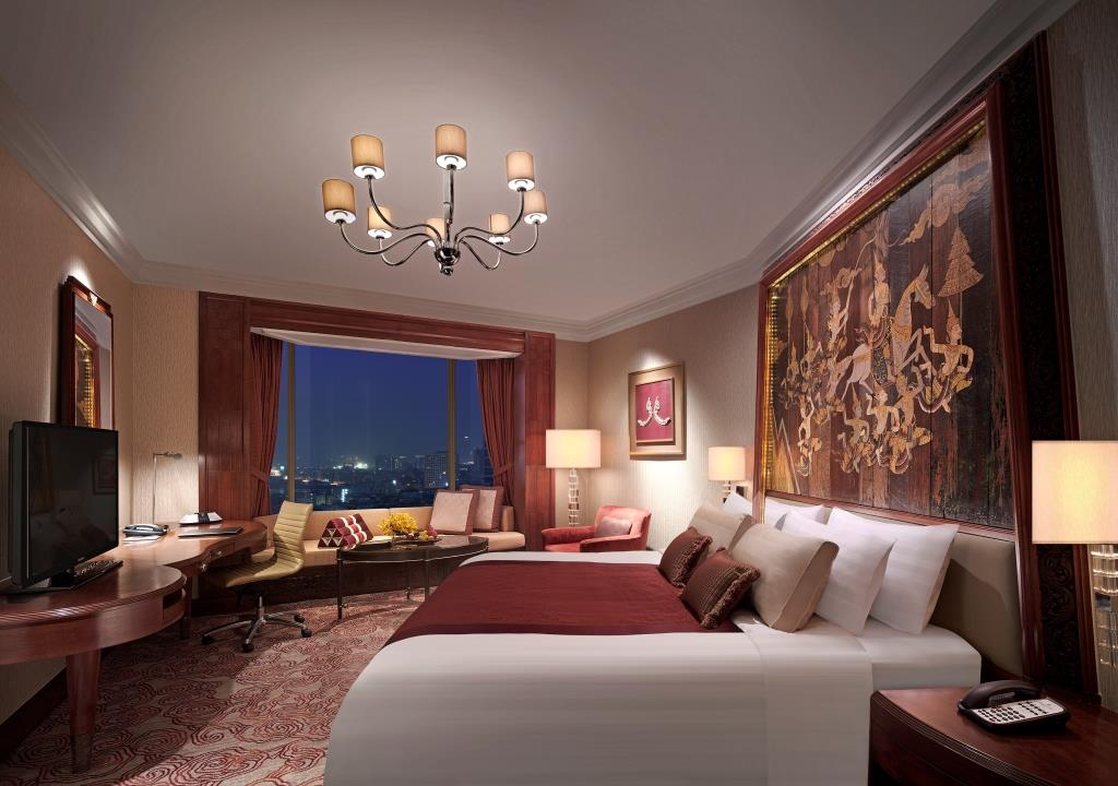 Horizon Club Room_Shangri-La Hotel, Bangkok