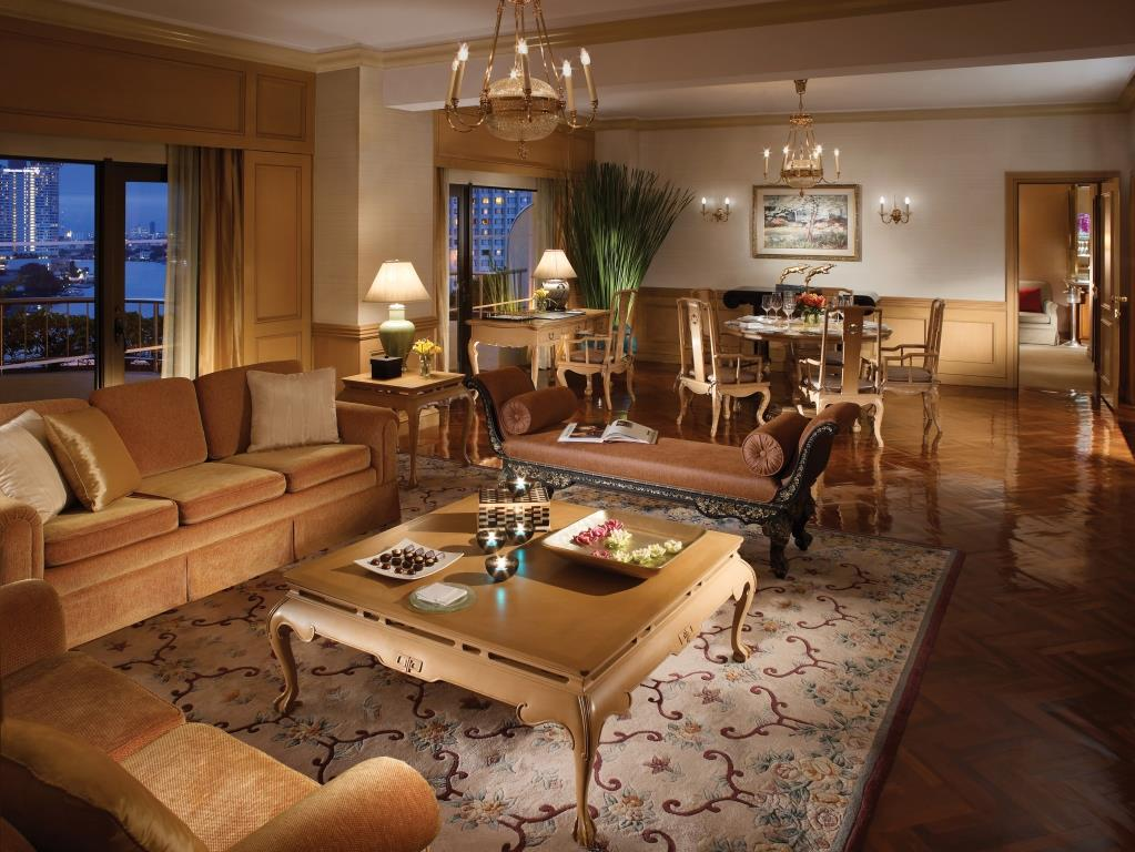 Krungthep Specialty Suite_Shangri-La Hotel, Bangkok