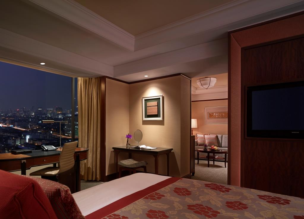 Premier Room_Shangri-La Hotel, Bangkok