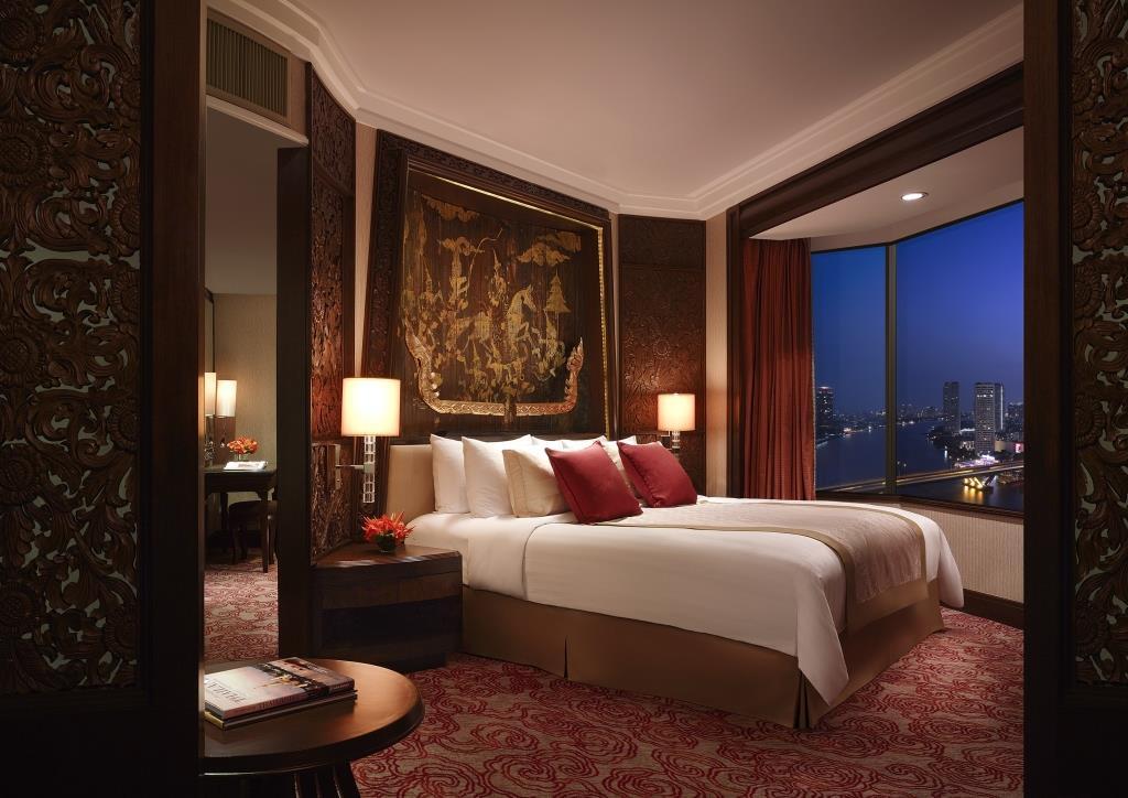 Premier Suite_Shangri-La Hotel, Bangkok