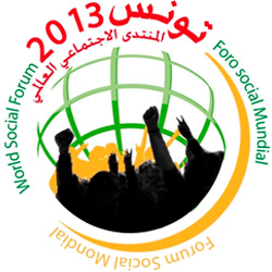 Weltsozialforum 2013, Tunis