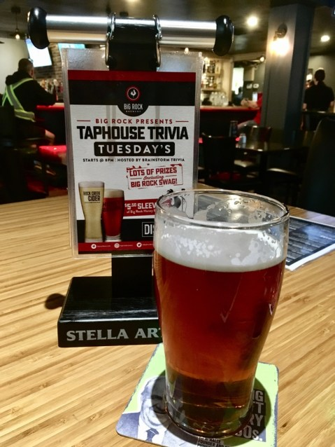 Taphouse Trivia Tuesdays