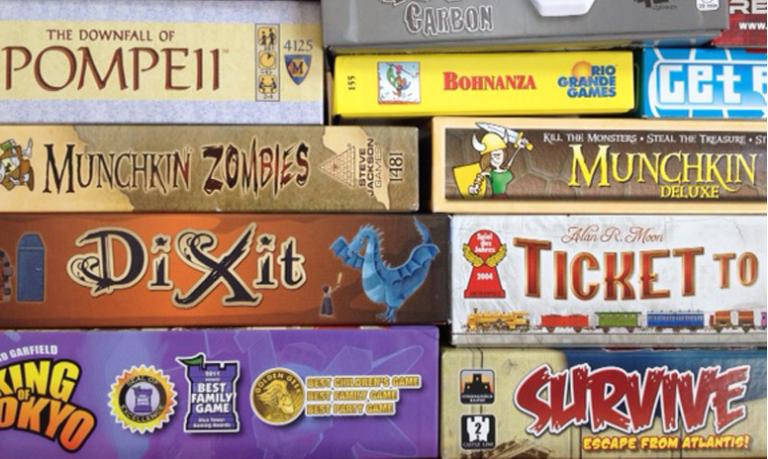 River Market Board Games Meet Up