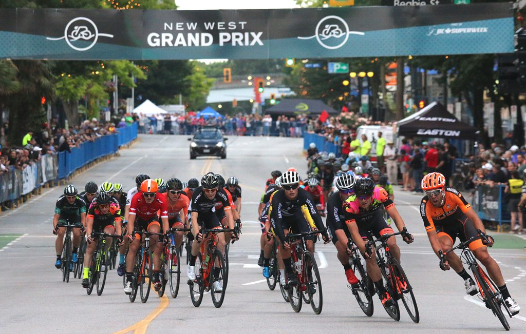 New West Grand Prix Mens Race
