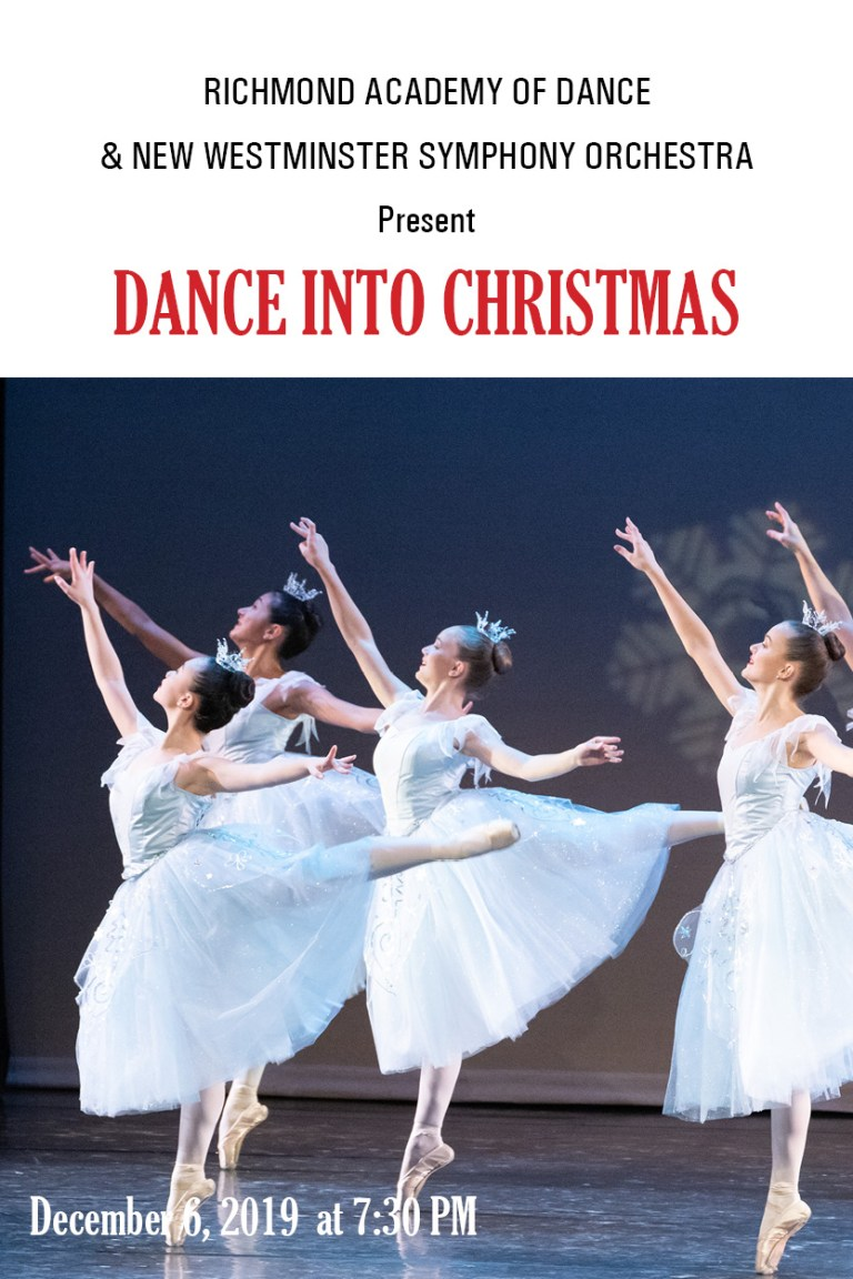 Dance into Christmas