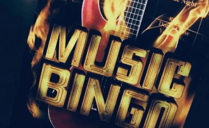Music Bingo Kelly OBryan