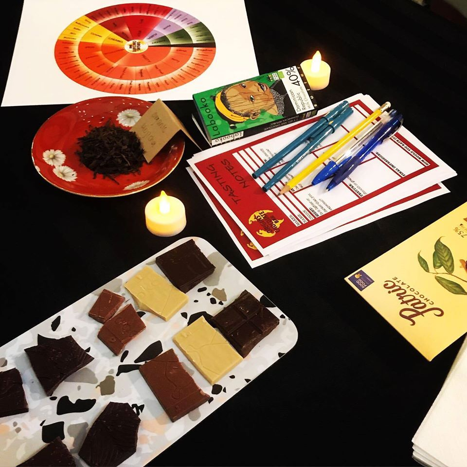 Holiday Chocolate Tasting