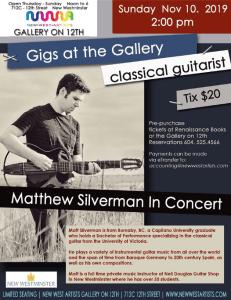 NWA - Matthew Silverman