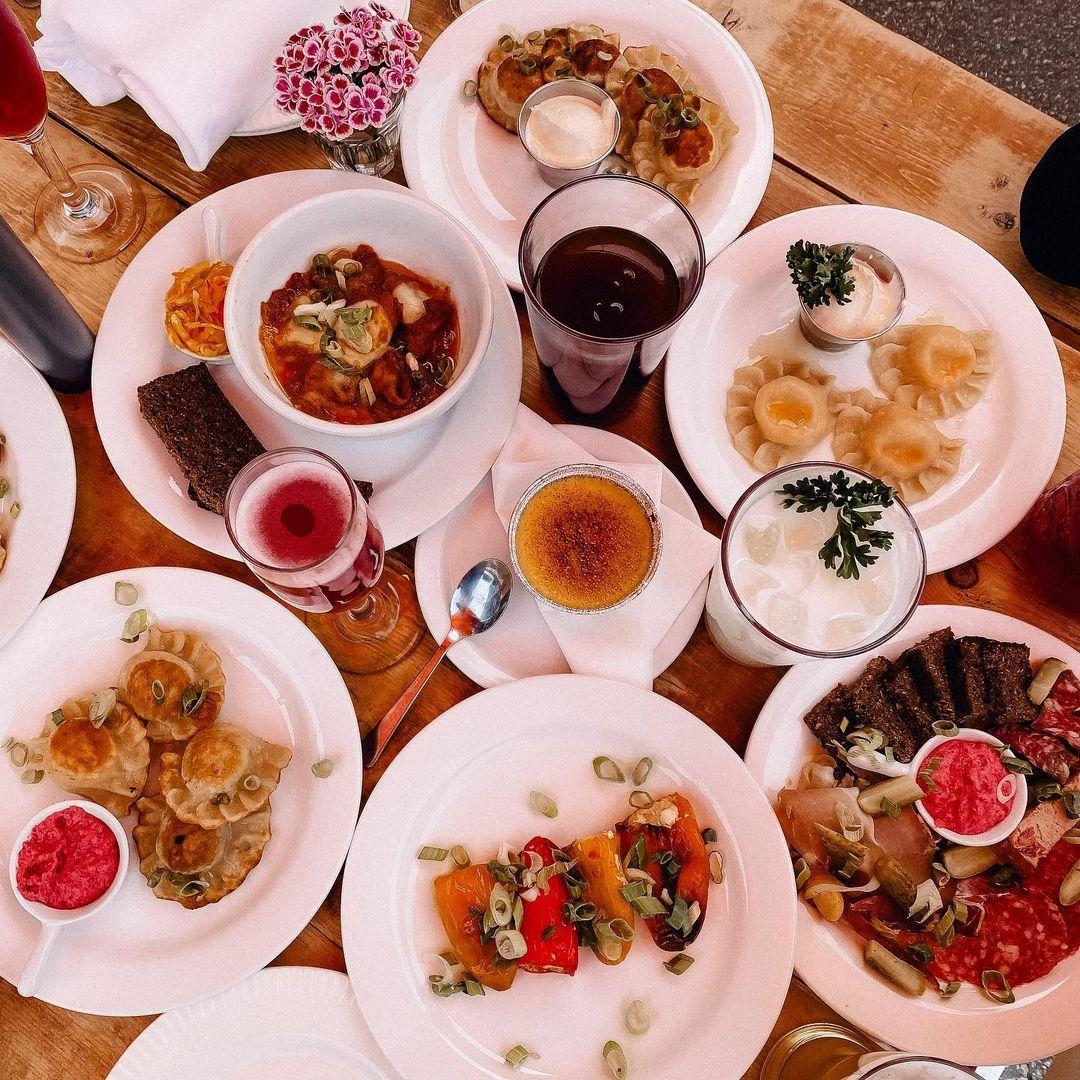 Ukrainian Food