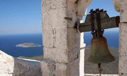 View from Agio Georgio church, KythiraWEB