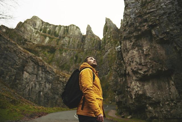 Περιηγητής ανάμεσα σε βουνά