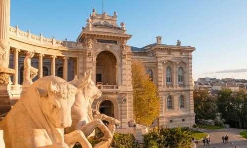 Palais Longchamp στη Μασσαλία