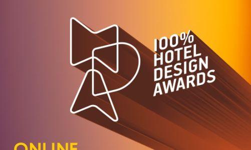 Στις 29 Ιανουαρίου η online Τελετή Απονομής των 100% Hotel Design Awards