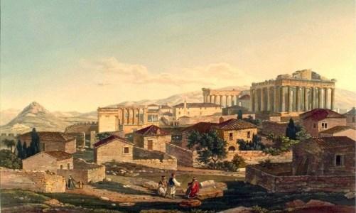 Εδουάρδος Ντόντγουελ: Παρθενώνας 1821