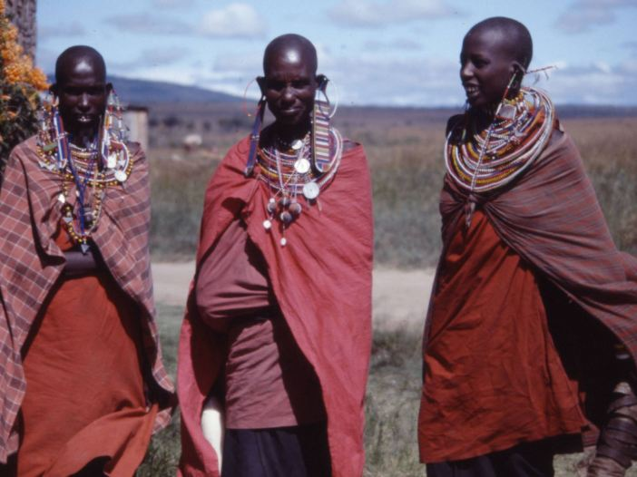 facts about the maasai tribe