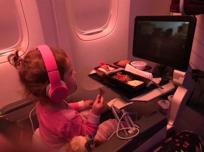jet lag with toddlers