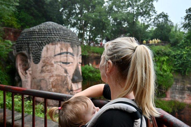 Chengdu with kids