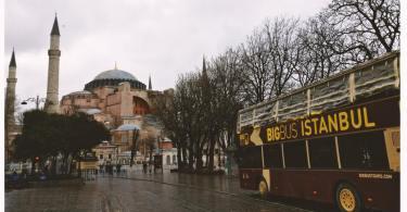 أماكن سياحية في تركيا قريبة من إسطنبول