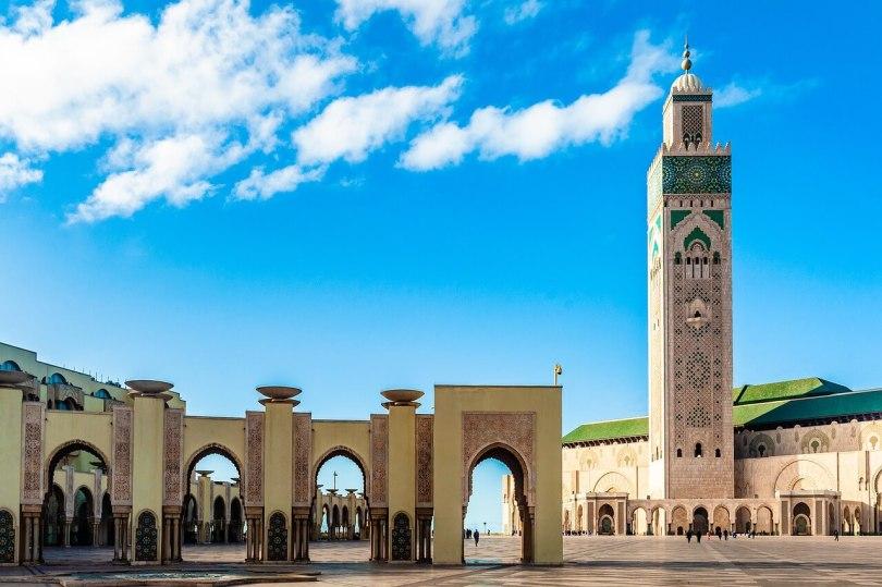 المناطق السياحية في الدار البيضاء المغرب
