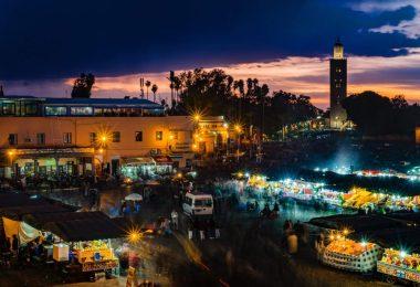 اماكن سياحية في مراكش
