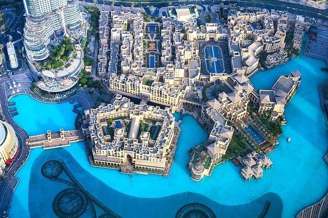 اجمل الاماكن في دبي