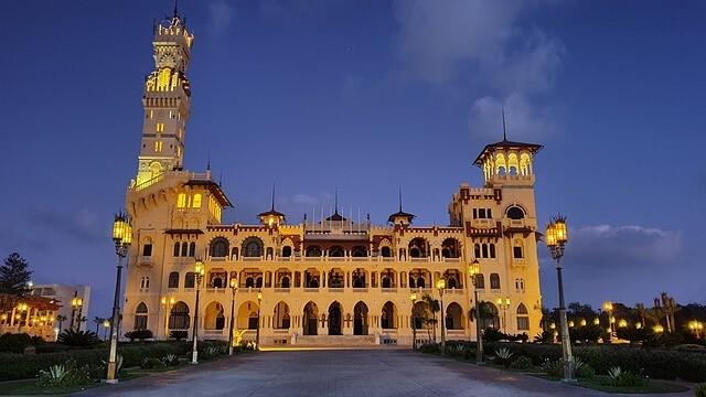 أفضل الأماكن السياحية في الإسكندرية